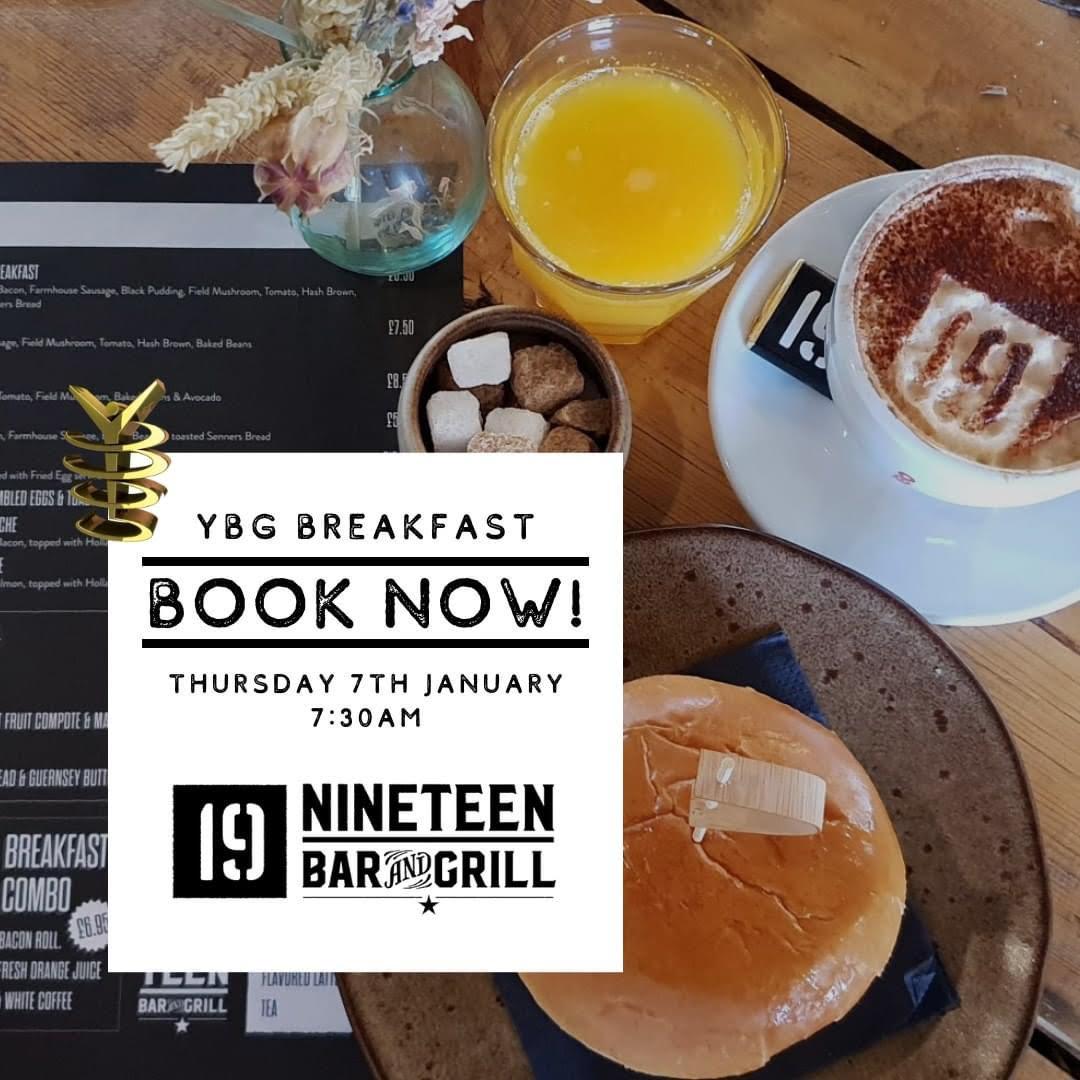 YBG Jan 2020 breakfast